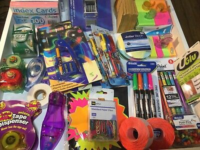 Office Supply Lot Of New Items