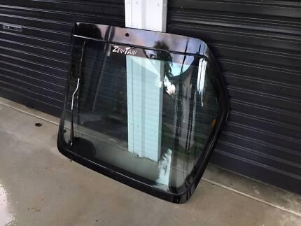 Rx-7 rear glass hatch