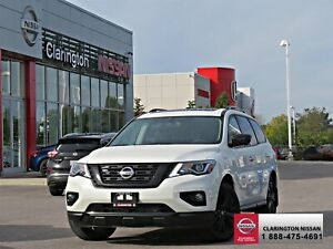 2018 Nissan Pathfinder Midnight Edition Midnight Edition w To...