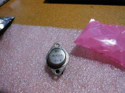 Sti Transistor Part Ir5253 Nsn 5961-01-188-6385