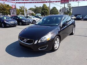 2013 Volvo S60 T5 Premier Plus AWD Loaded w/ Tech ($72 weekly...