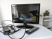 12volt/240volt Caravan and Camping TV with DVD Player (NEW) Geelong Geelong City Preview