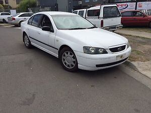 WRECKING 2002 FORD BA FALCON MANY PARTS AVAILABLE CHEAP!! Craigieburn Hume Area Preview