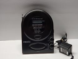 Homedics SS-400B Alarm Clock Radio Sound Machine Spa Therapy