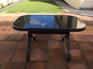 Outdoor coffee table Seven Hills Blacktown Area Preview