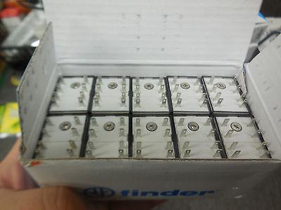 Finder Mini Relay 55.32.9.024.0040 General Purpose 10 Ea.