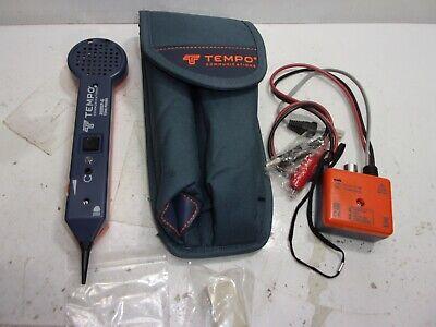 Tempo Communications 701k-g Tone Generator And Probe Kit