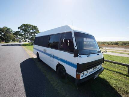 Mazda T3500 Campervan for sale. Low km's, Easy drive on car lic. Lota Brisbane South East Preview