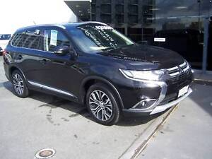 2015 Mitsubishi Outlander Wagon - Automatic Hobart CBD Hobart City Preview