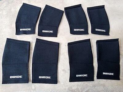 Bride Side Protector Bride pads for bucket seat ZETA 1-3 Vios III Low Max 2SETS