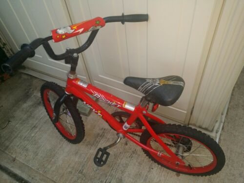 * * Kids Rocket Bike Bicycle * *