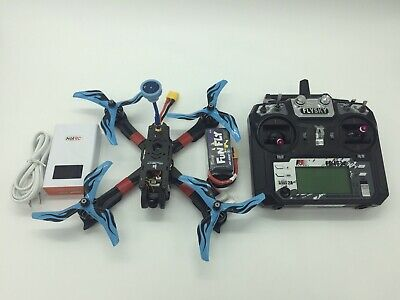 FPV Racing Done Ready To Fly RTF Kit Radio Controller Lipo Battery Charger UK