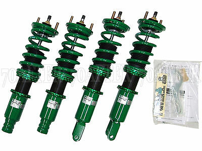 Tein Flex Z 16ways Adjustable Coilovers for 96-00 Honda Civic - Tein Flex Coilovers