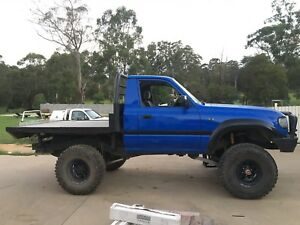 Ls1 single cab 80 series landcruiser toyota