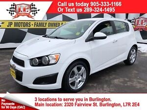 2014 Chevrolet Sonic LT, Auto, Back Up Camera, Bluetooth, 72, 00