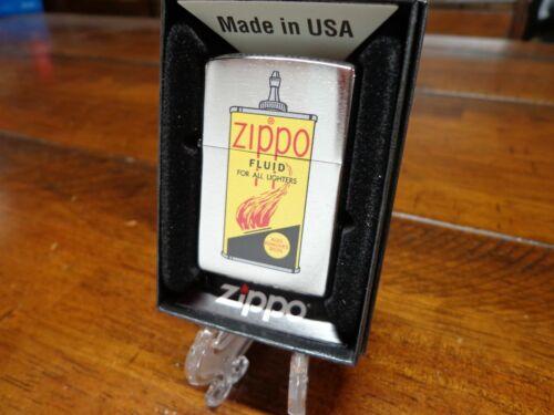 ZIPPO 1937 FUEL CAN DESIGN ZIPPO LIGHTER MINT IN BOX