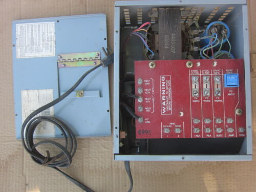 Reliance Electric Lorain RT4G 120V to 10/20/24/110V Transformer Power Supply