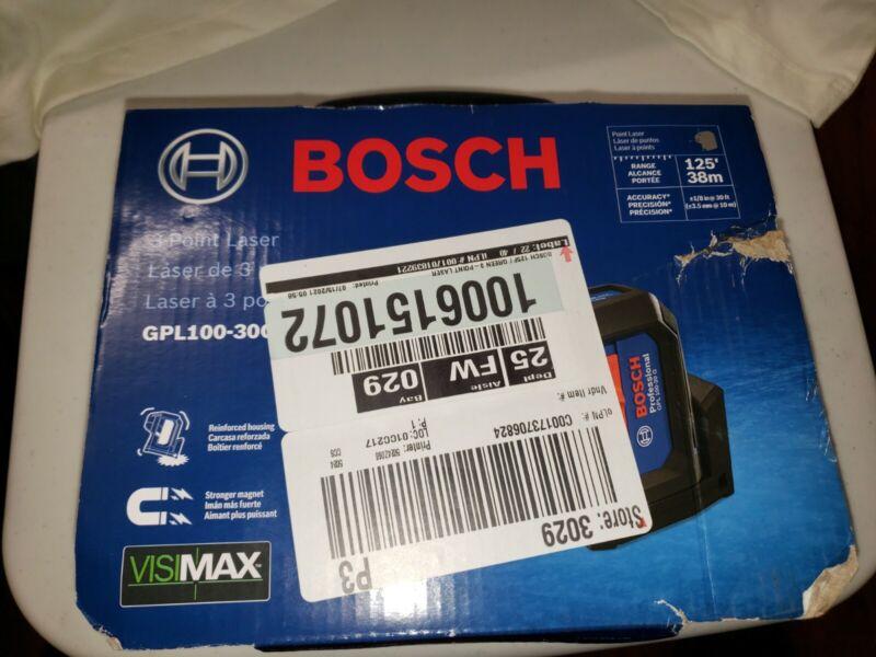 Bosch GPL100-30G 125