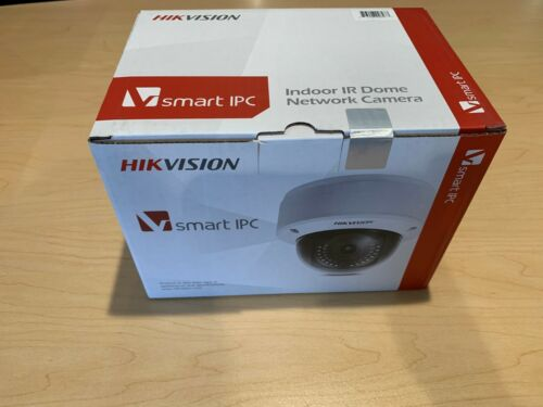 HIKVISION SMART IPC INDOOR IR DOME NETWORK CAMERA