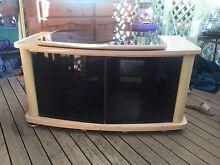 TV cabinet Golden Beach Caloundra Area Preview