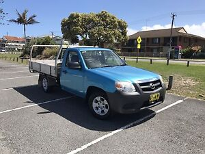 2009 Mazda BT-50 2.5L Diesel Mullumbimby Byron Area Preview