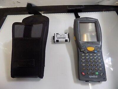 Symbol Pocket Pc Pdt8100 Scanner With Battery