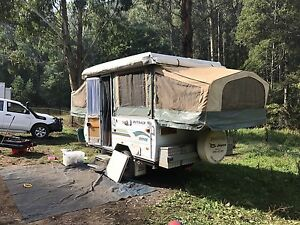 2002 Jayco Dove outback neg $1300 urgent sale Cranbourne North Casey Area Preview
