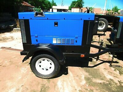 2012 Miller Big Blue 400 Eco Pro Diesel Welder