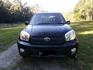 2005 Black Toyota RAV4 CRUISER Manual SUV Petrol 3 Door
