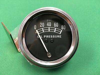 John Deere Tractor Oil Pressure Gauge 70 720 730 R 80 820 830 Af2729r Af2868r