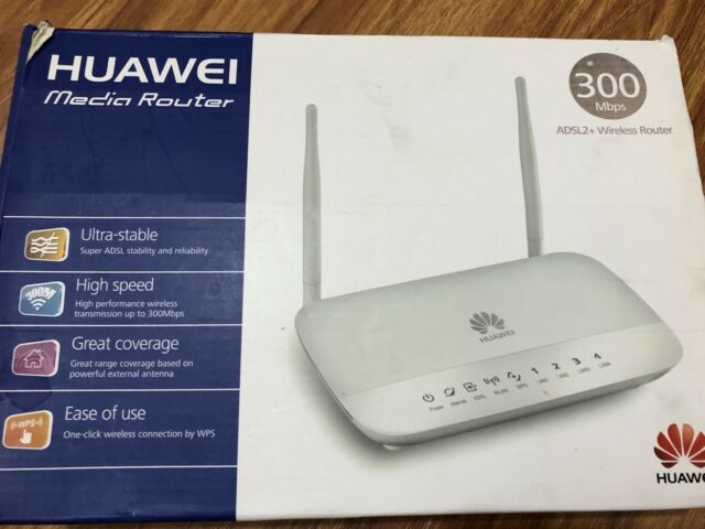 Huawei HG532D ADSL2+ 300mbps Modem Wireless Router | Other