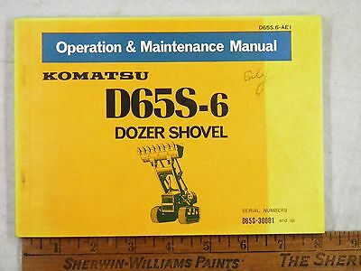 Komatsu Dozer | Owner's Guide to Business and Industrial Equipment