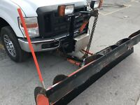 9 FOOT ARCTIC PLOW FITS 2008 F250 FORD  London Ontario Preview