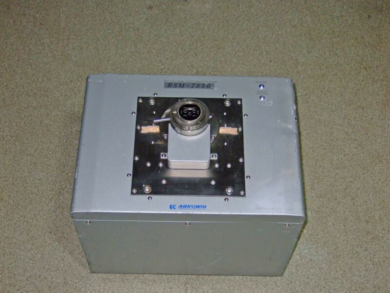 Kyoritsu Arrowin Rsm7000/rsm-7850 Precision Measurement System For Slr Camera