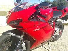 Ducati 848 Madeley Wanneroo Area Preview