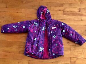 Girls Size 8 Winter Jacket $20