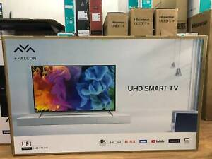 Clearance 50'' and 55'' inch 4k, smart Tvs Hisense, FFalcon!