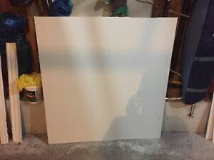 "4'2"" x 4 sheet of Drywall"