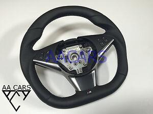 Steering Wheel BMW e60 Flat Bottom new leather