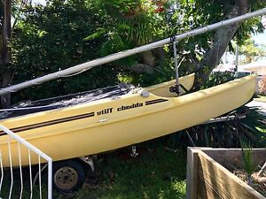 14ft Catamaran & trailer Margate Redcliffe Area Preview