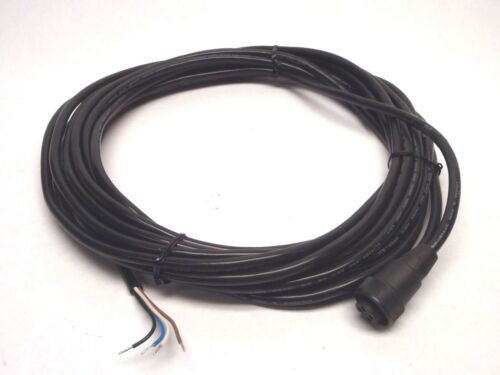 Banner Engineering MBCC-430 Cable Cordset, 4 Pin Female