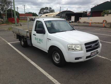 Ford Ranger 2007 Redbank Ipswich City Preview