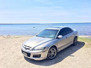 2006 mazdaspeed 6 GT with extra 07 ms6 parts car