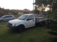 2005 Holden Rodeo Barden Ridge Sutherland Area Preview