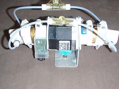 Fmi Fluid Metering Inc. - Dual Headed Stepper Driven Pump