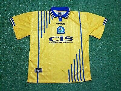 Blackburn Rovers Maillot XL 1998 1999 Uhlsport Football Chemise Cis Extérieur image