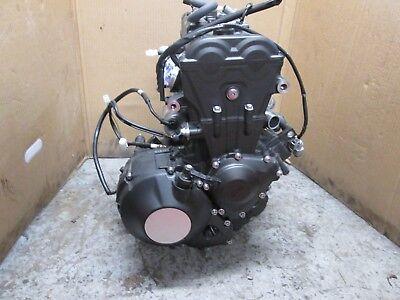 <em>YAMAHA</em> XSR 900 2017 COMPLETE ENGINE 3972 MILES