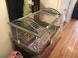 HAMSTER/BUNNY CAGE FOR SALE