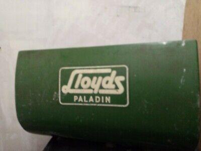 Lloyd Palladin. Fiberglass Grass Box see photos for sizes