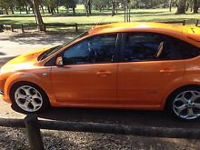2007 Ford Focus xr5 turbo Westmead Parramatta Area Preview
